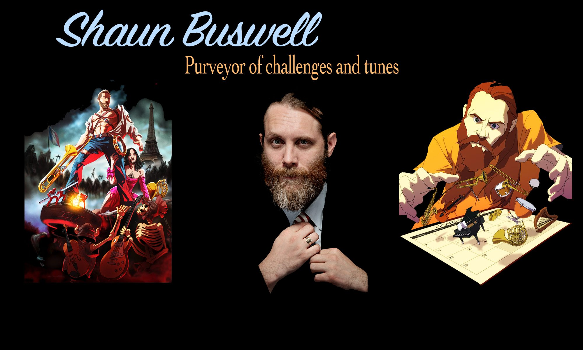 Buswell music
